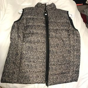 Puffy vest! Size Small!